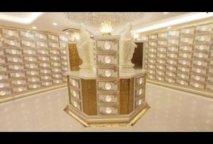 Nirvana Columbarium Ying Xiang Ge Suite 62