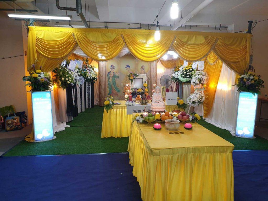 Buddhist Funeral Singapore Nirvana